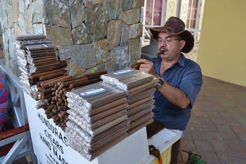 Try Some Great Honduran Cigars Roatan Honduras Travel Guide