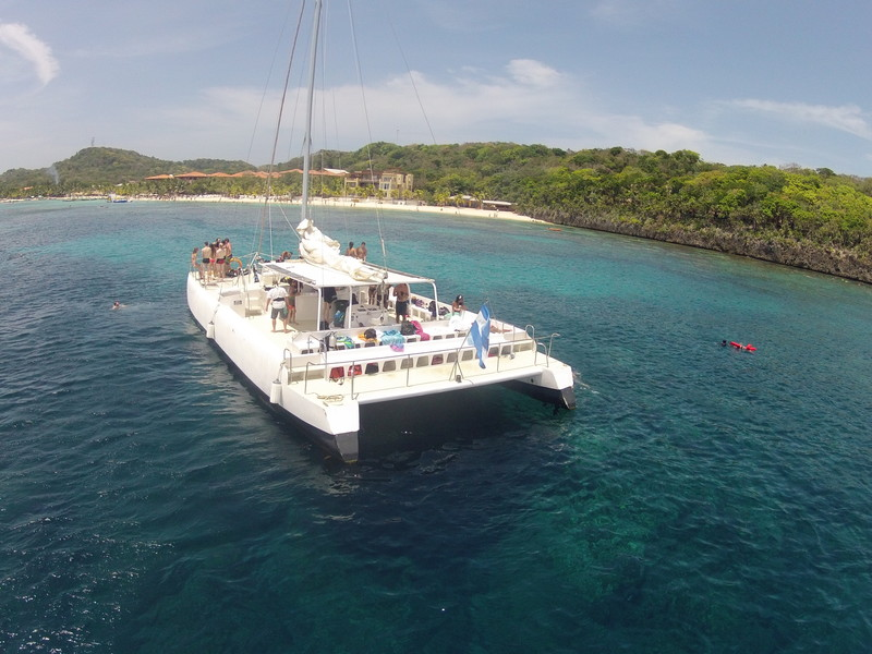 Jolly Roger Cruises, Roatan