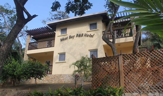 West Bay Bed & Breakfast, West Bay