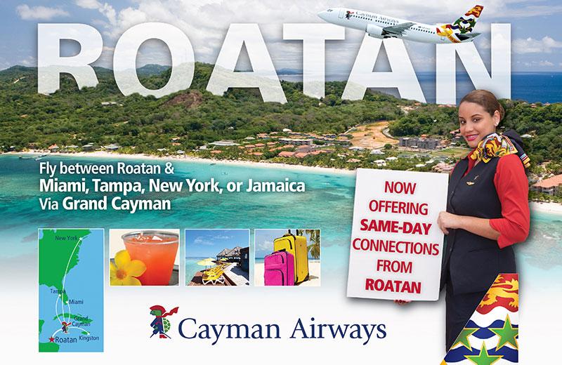 Roatan Flights