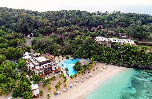 Grand Roatan Resort, West Bay Beach