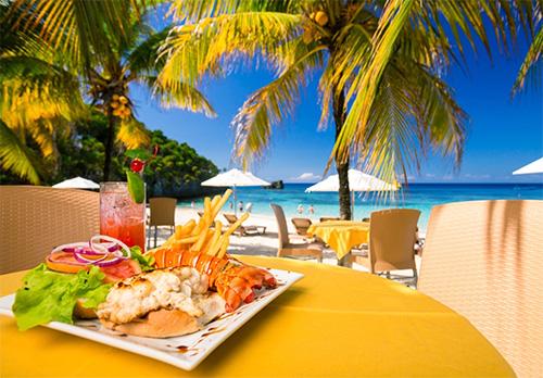 Iron Shore Grill, Grand Roatan Resort