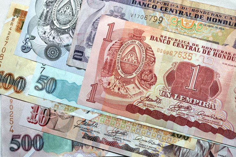 Roatan Currency Honduras