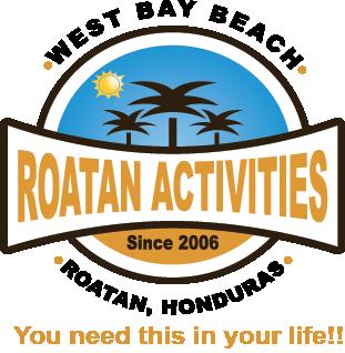 Roatan Activities, West Bay Beach, Roatan